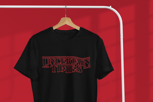 Uncertain Times - Short-Sleeve Unisex T-Shirt