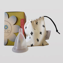 Load image into Gallery viewer, Menstrual Cups - X-elle & Steri-spray