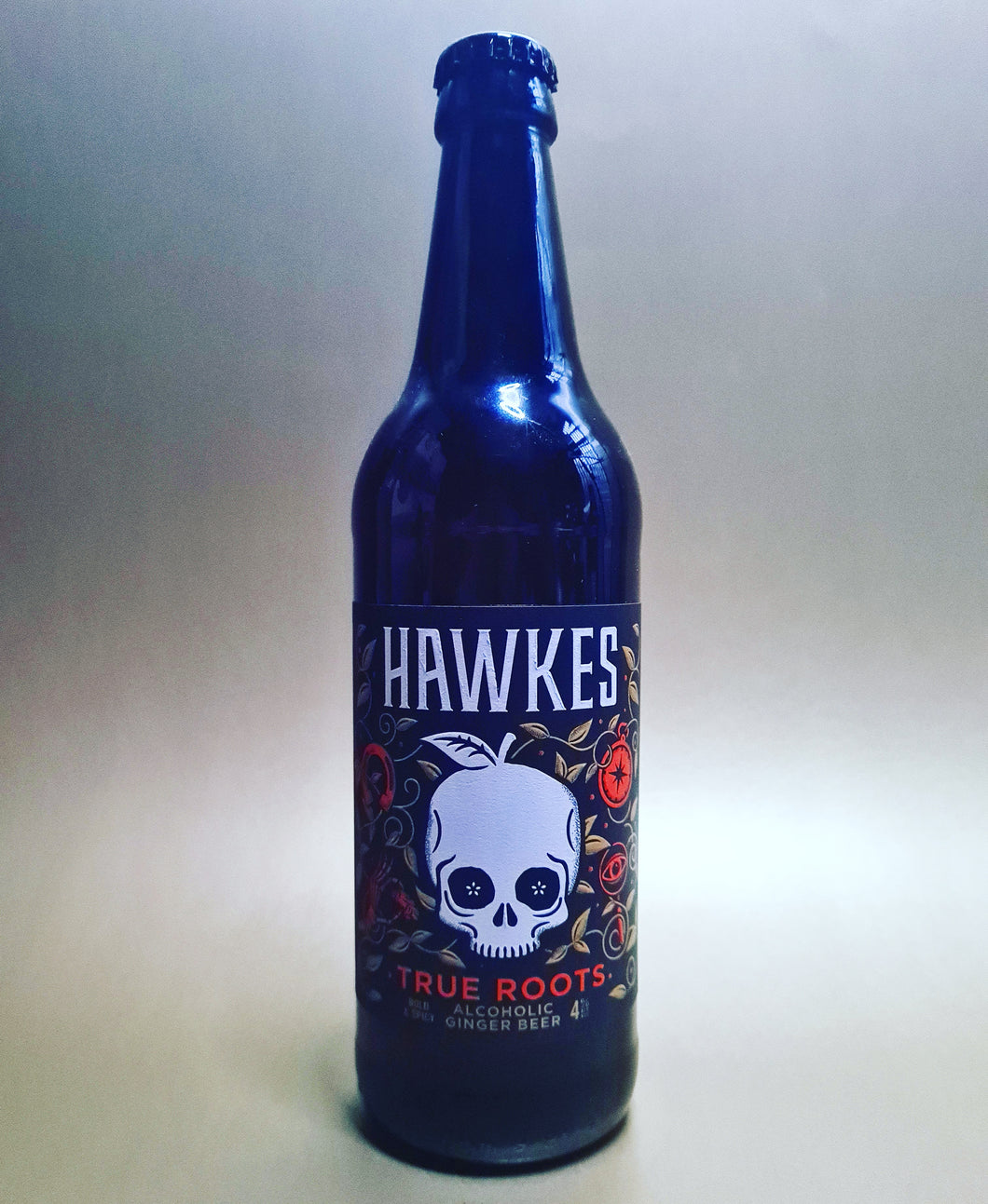 Hawkes - True Roots - Alcoholic Ginger Beer