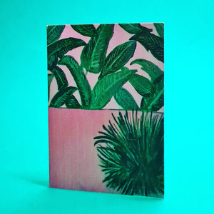 Plant Explosion - Card by Liz Lyons