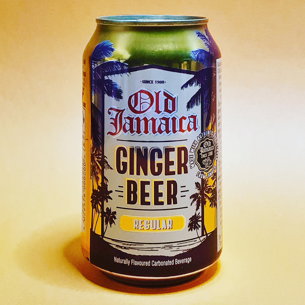 <p>Old Jamaica Ginger Beer</p>