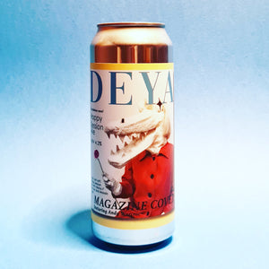<p>Deya<br>Magazine Cover<br>Session IPA</p>