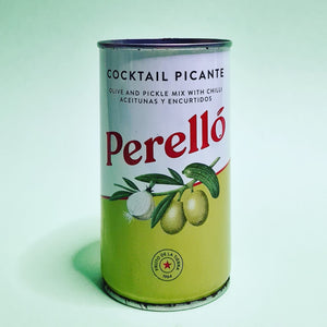 <p>Cocktail Picante Olive Mix<br>Perelló<br>180g</p>