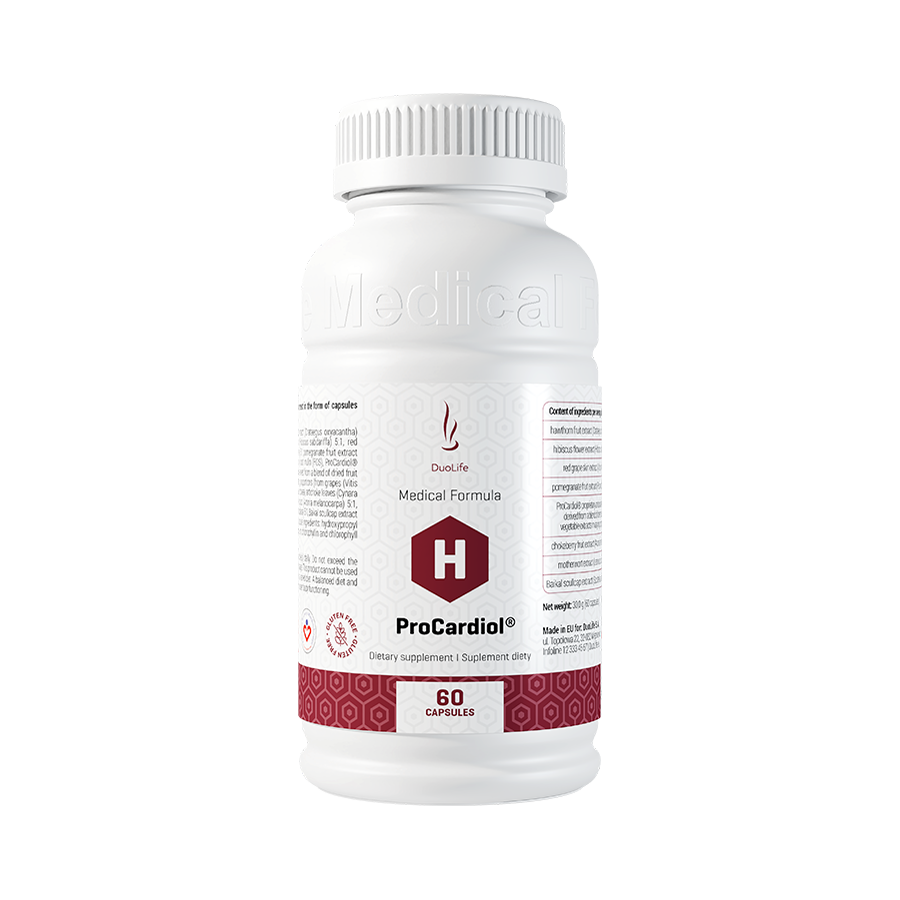 DuoLife ProCardiol Medical Formula