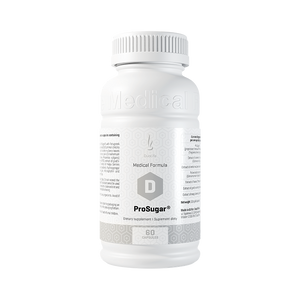 DuoLife Sugar Metabolism Supplementation Plan