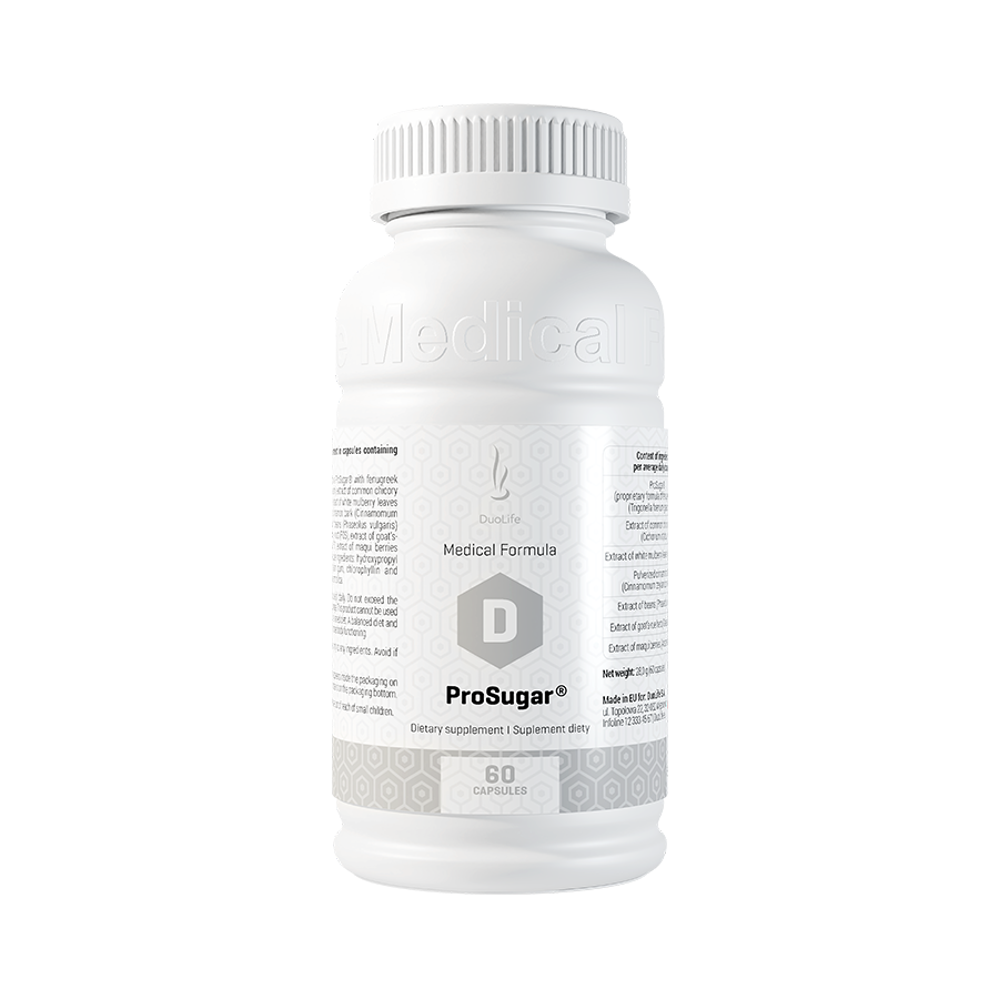 DuoLife ProSugar Medical Formula