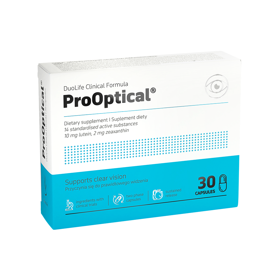 DuoLife ProOptical Clinical Formula
