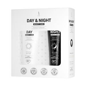 DuoLife Day & Night Toothpaste