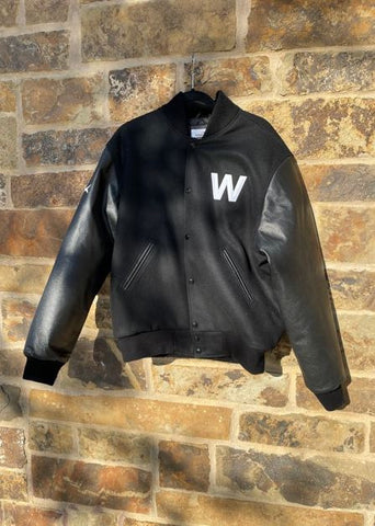 Warrior Letterman Jacket