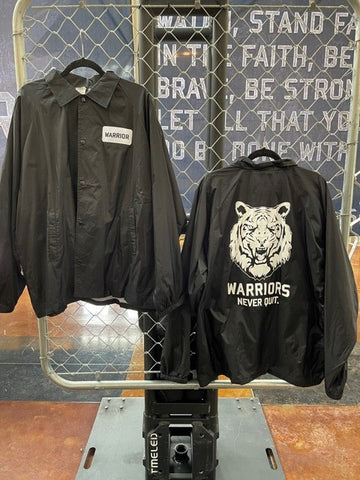 Tiger Windbreaker