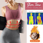 Load image into Gallery viewer, SweatFIT Adjustable Waist Slimming Trimmer