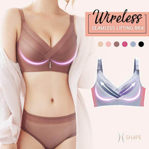 Wireless Seamless Lifting Bra