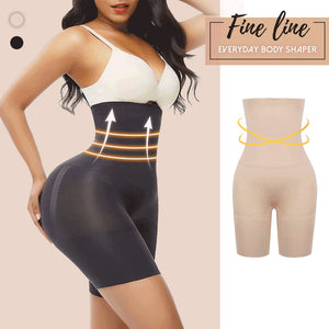 Shapermint - All Day Every Day High Waisted Body Shaper Shorts