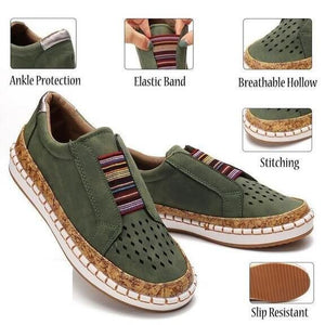BAZZY SHOES - Premium Orthopedic Casual Walking Shoes