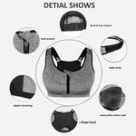 Load image into Gallery viewer, Wireless Supportive Sports Bra