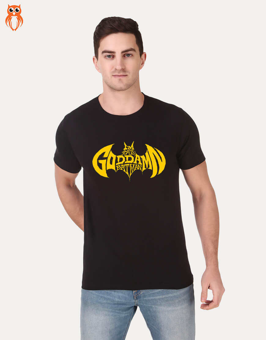 Make Your Own Combo Super Heros Men Graphic T-Shirts