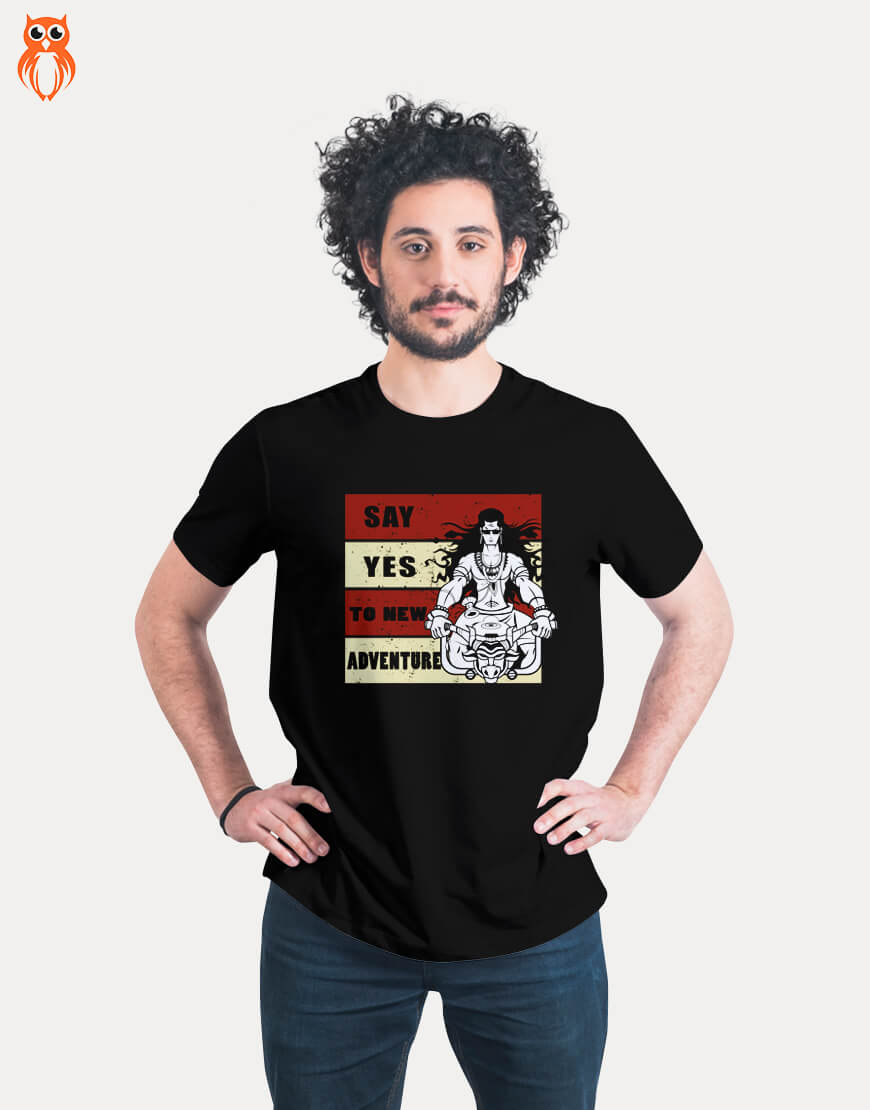 Make Your Own Combo Travel Men Graphic T-Shirts