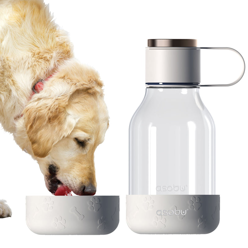 美國Asobu Dog Bowl Bottle二合一寵物水樽