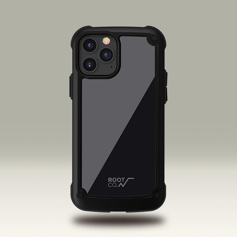 日本ROOT CO.Shock Resist Tough & Basic iPhone 12/Pro/Max/Mini Case