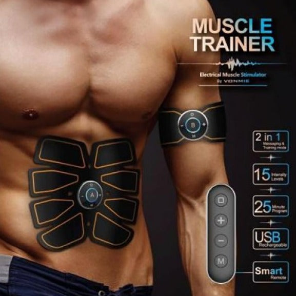 日本 Vonmie Muscle Trainer 肌肉訓練器
