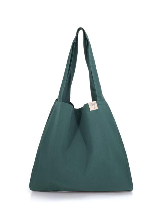 Trifine Natural Shopping Bag