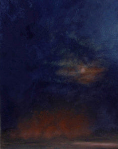 'Moonlit Dust Storm, Mundi Mundi Plains' by Steffie Wallace.