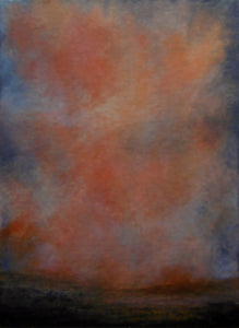 Limited Edition Print of 'Storm Sunset' by Steffie Wallace