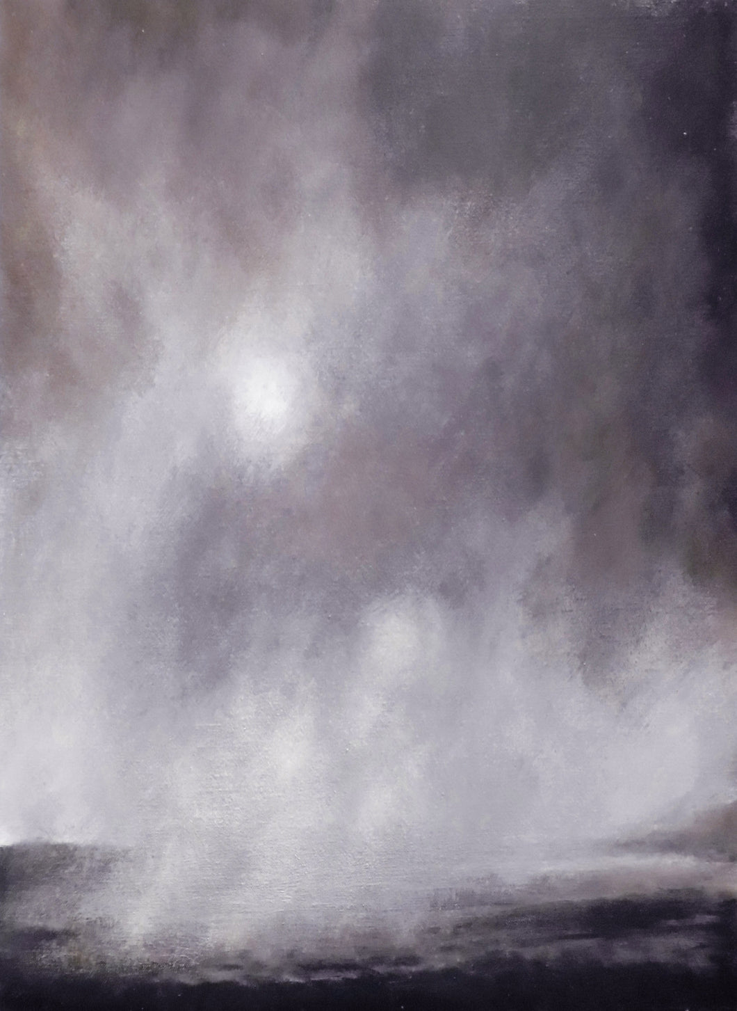 Limited Edition Print of 'Winter Storm' by Steffie Wallace