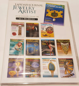 CD ROM Lapidary Journal