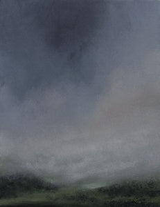 Limited Edition Print of 'Rain' by Steffie Wallace