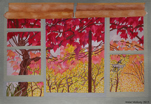 Autumn View by Anne Molony