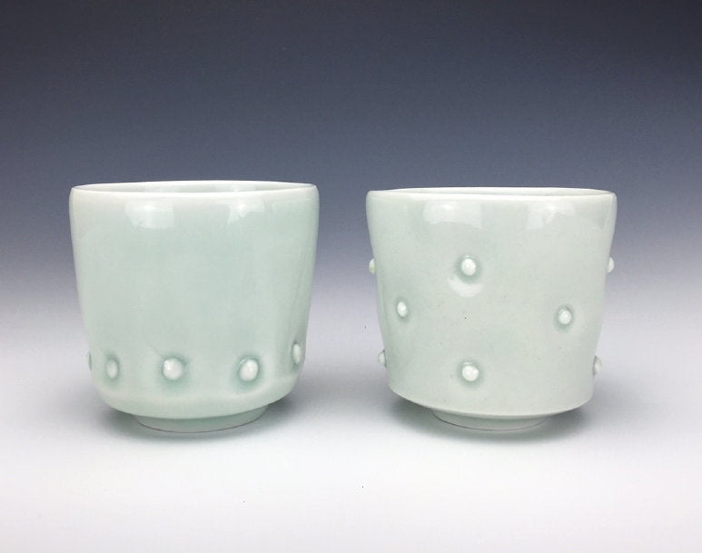 Dimple Dot Pots by Roy Chandra