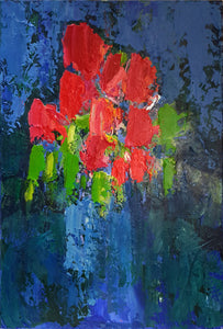 'Roses' by Jeanette Prout