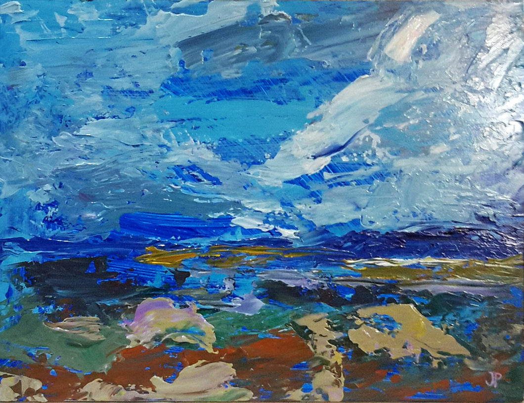 'A Bay Kangaroo Island' by Jeanette Prout