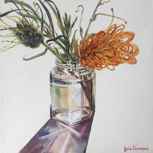 Limited Edition Print of A Water Colour By Julie Simmons.