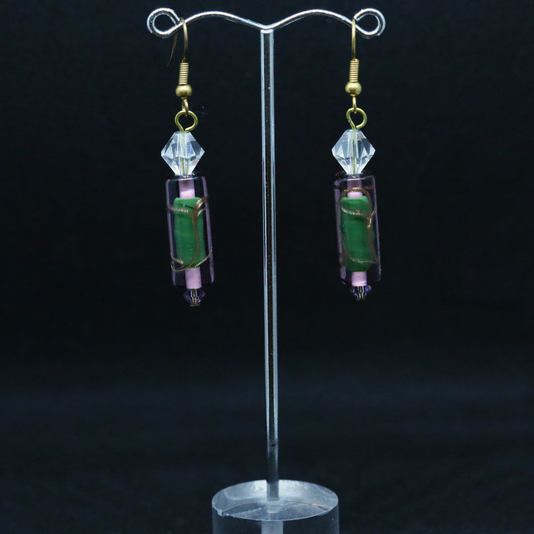 Venetian Lampwork Earrings