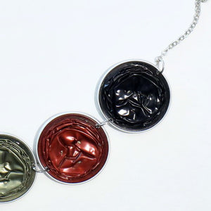 Upcycled Coffee Pod Necklace