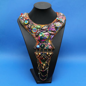 'EXPLOSION' - Wearable Art By Sera