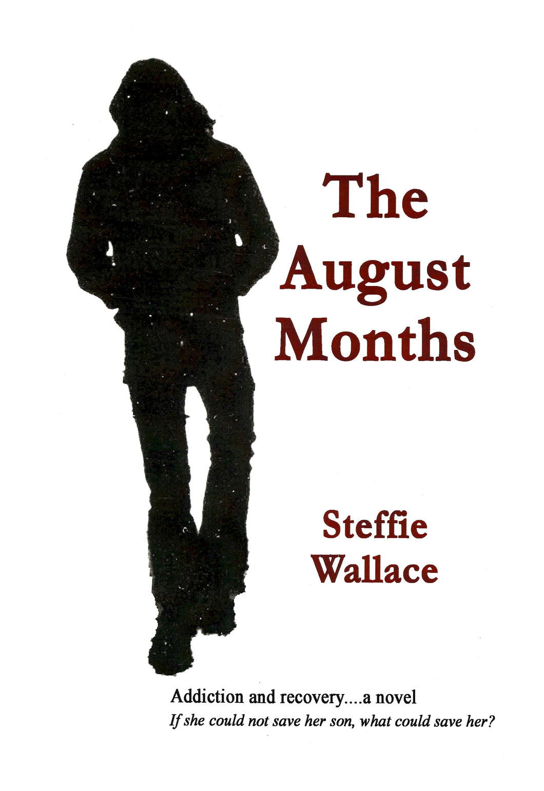 'The August Months' a novel by Steffie Wallace