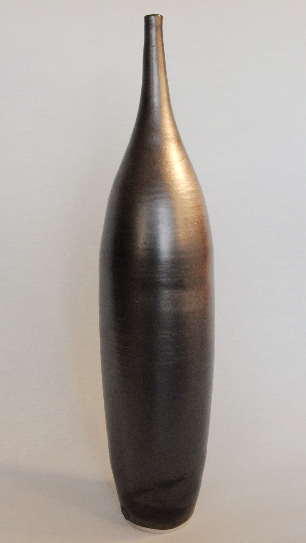 Bottle form - matt black