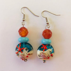 Unique Earrings by Christine Smalley