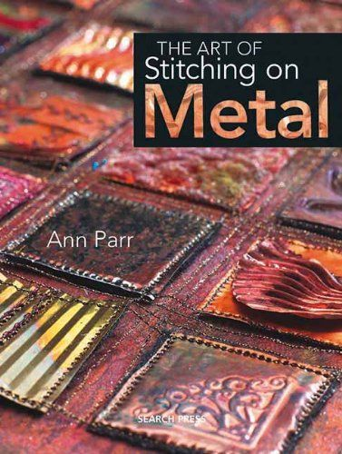 The Art of Stitching on Metal