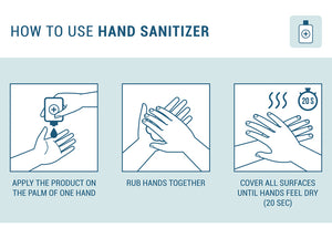 4 oz. Hand Sanitizer Gel