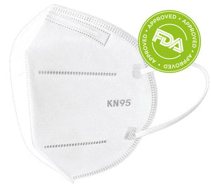 Load image into Gallery viewer, KN95 Mask (Box of 50)