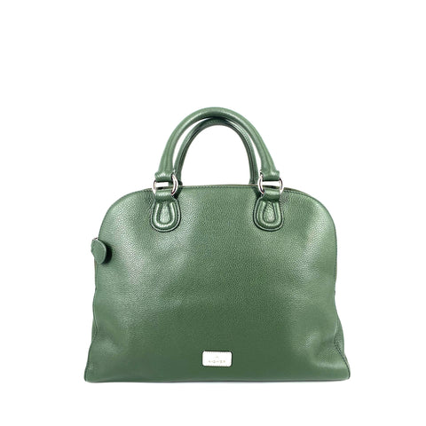 Aigner Business Tasche Double Zip Bag in Green