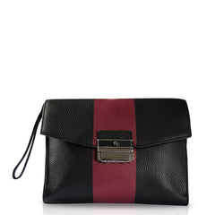 Aigner Luca Pouch In Black Red