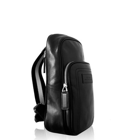 Bally Thoma Sling Bag Black