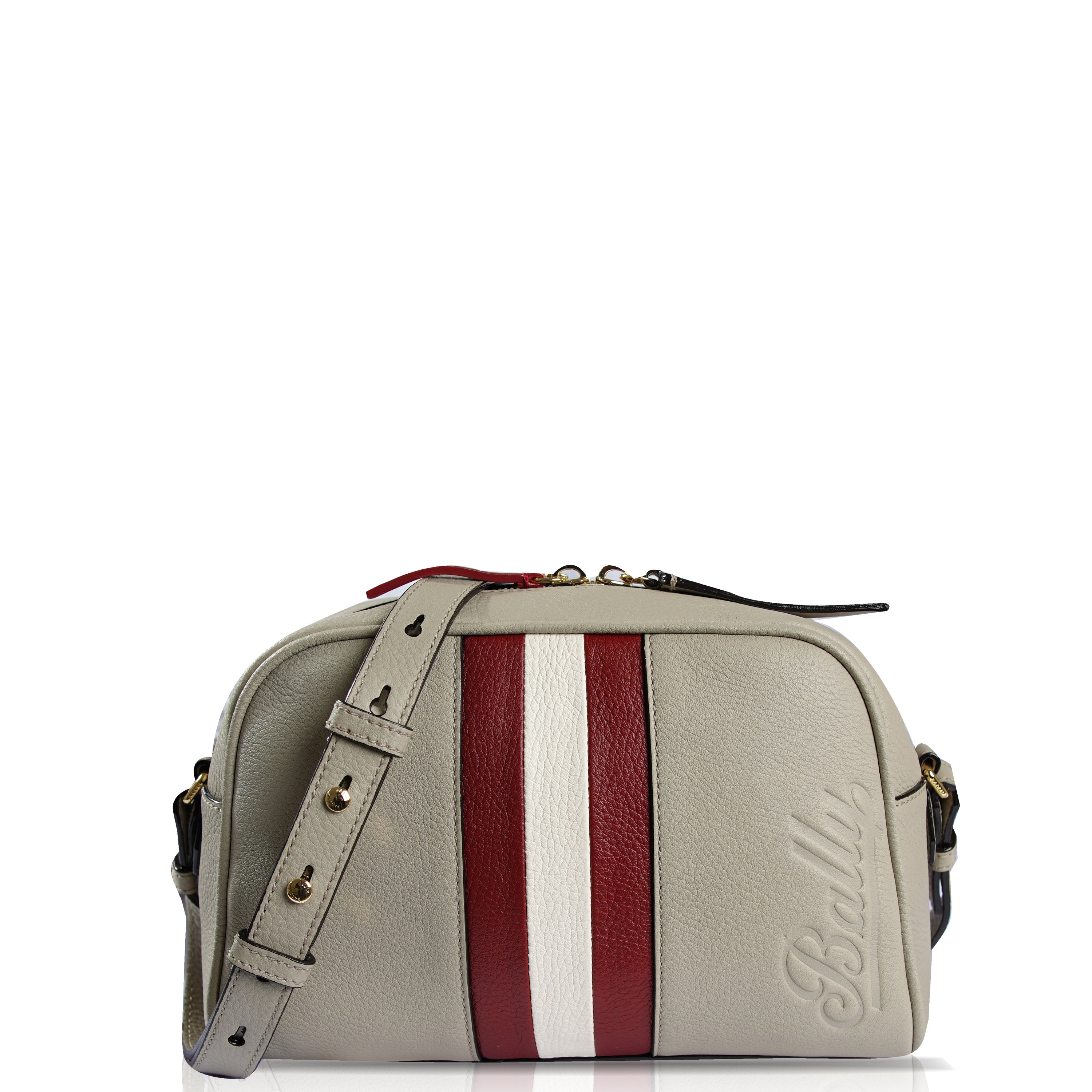 Talia Mini Crossbody Bag Beige