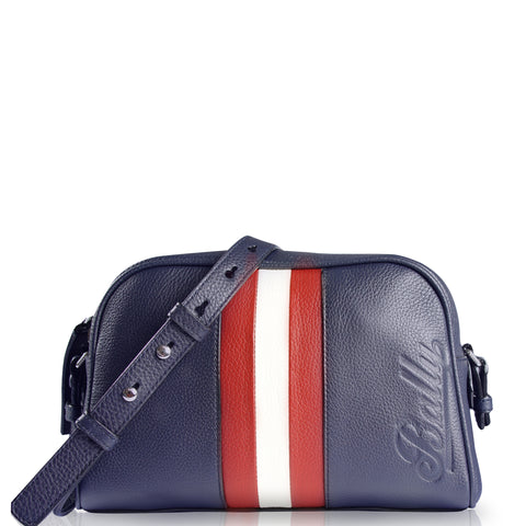 Talia Mini Crossbody Bag Navy