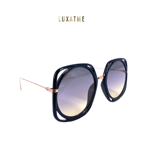 Dior Direction 26S BLK GDChopper Sunglasses